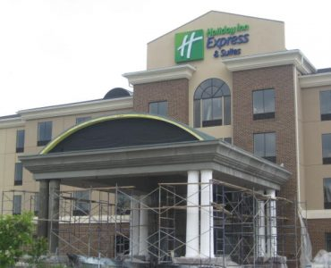 Holiday Inn Express & Suites, Elkridge MD_Construction_1